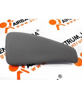 Seat airbags - Mercedes CLS (W219) 2005 - 2008