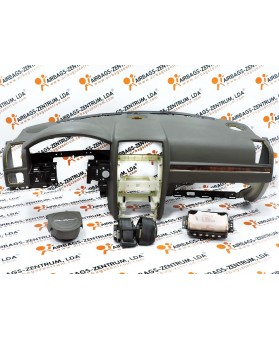 Airbags Kit - Chrysler 300C 2005 - 2010