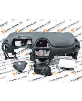 Kit de Airbags - Fiat Punto Evo 2009 - 2012