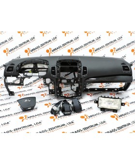 Kit de Airbags - Kia Sorento 2009 - 2014