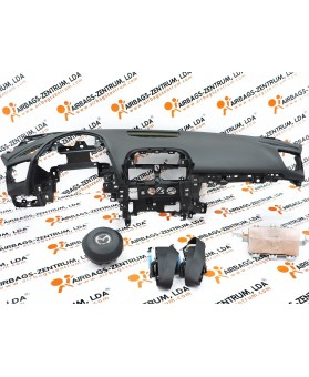 Kit de Airbags - Mazda 3 2013 -