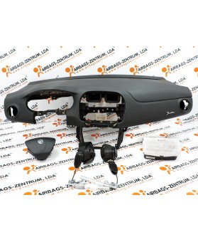 Kit de Airbags - Lancia Delta 2006 -