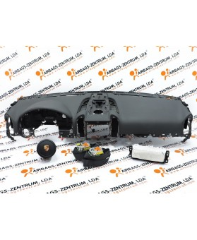 Kit Airbags - Porsche Cayenne 2010 -