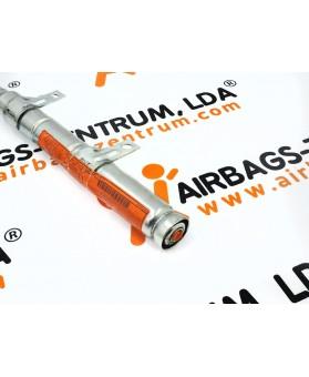 Airbags de Cortina - Techo - Infiniti FX35 2003 - 2006
