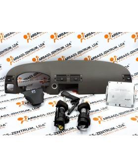 Airbags Kit - Volvo V50...