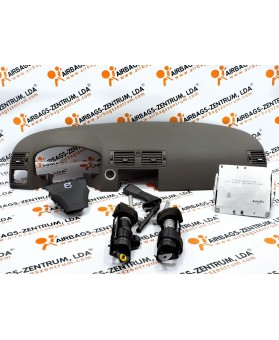Kit Airbags - Volvo V50...