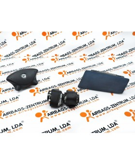 Airbags Kit - Lancia Phedra...