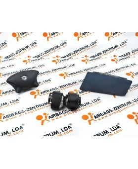 Kit Airbags - Lancia Phedra 2002 - 2010