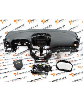 Airbags Kit - Chevrolet Orlando 2011 -