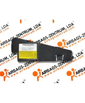 Seat airbags - Ford Focus 2011 - 2014
