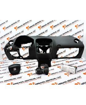 Kit Airbags - Seat Altea Xl 2009 - 2015