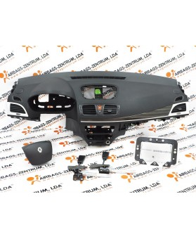 Kit de Airbags - Renault Megane III 2008 - 2016