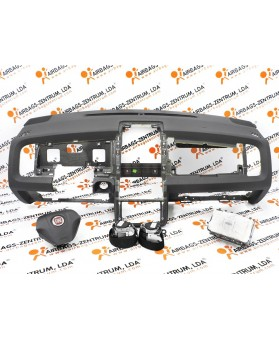 Kit de Airbags - Fiat Freemont 2008 - 2011