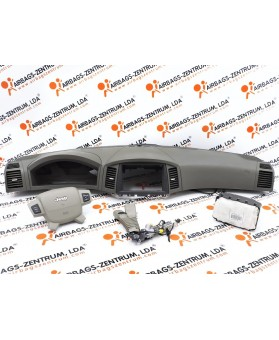 Kit Airbags - Jeep Grand Cherokee 2004 - 2010
