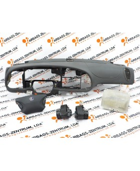 Kit Airbags - SAAB 9-3 1998 - 2003
