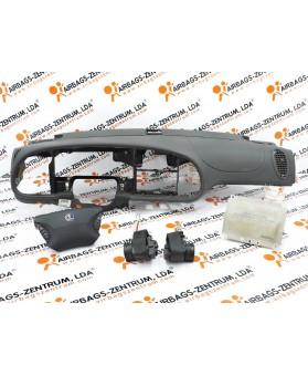 Kit de Airbags - SAAB 9-3 1998 - 2003