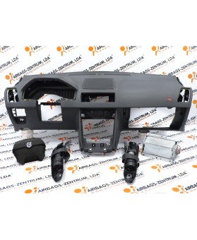 Kit de Airbags - Volvo XC90 2002 - 2014