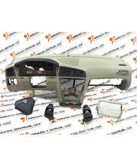 Kit de Airbags - Volvo XC70 2000 - 2007