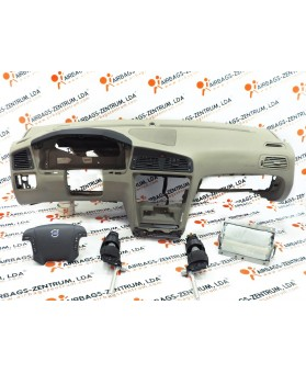 Kit de Airbags - Volvo XC70 2000 - 2007