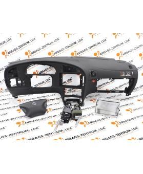 Kit de Airbags - SAAB 9-5 1997-2006