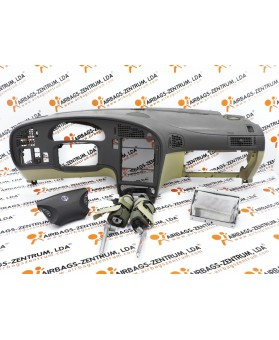 Kit de Airbags - SAAB 9-5 1997-2006