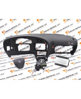 Kit de Airbags - SAAB 9-5 2006-2010