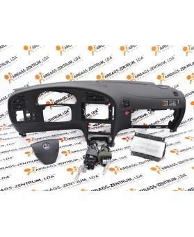 Airbags Kit - SAAB 9-5 2006-2010