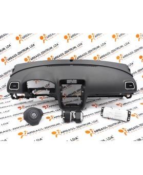 Kit de Airbags - Volkswagen Scirocco 2014-