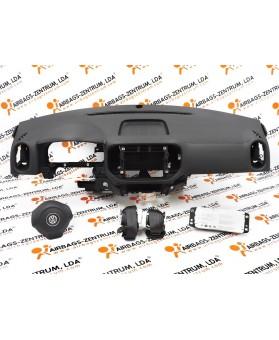 Kit de Airbags - Volkswagen Tiguan 2011-2016