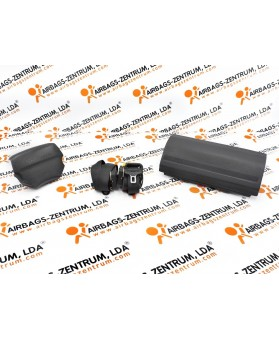 Kit de Airbags - Land Rover Range Rover P38A 1994 - 2001