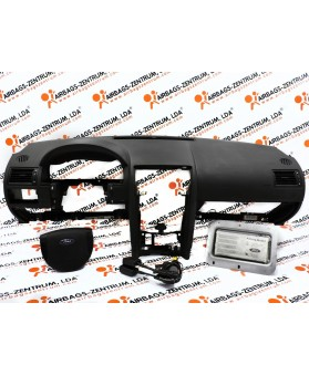 Kit de Airbags - Ford Mondeo 2000 - 2003