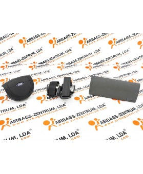 Kit de Airbags - Ford Transit Connect 2002-2009