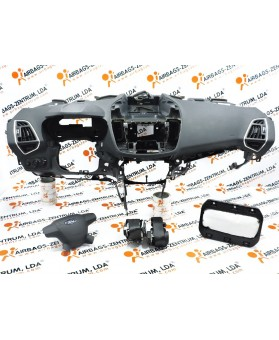 Kit de Airbags - Ford Grand C-Max 2010-2014