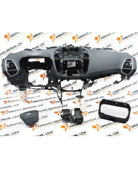 Kit de Airbags - Ford Grand C-Max 2014-