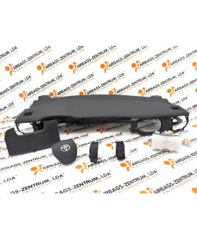 Kit de Airbags - Toyota Auris 2012-