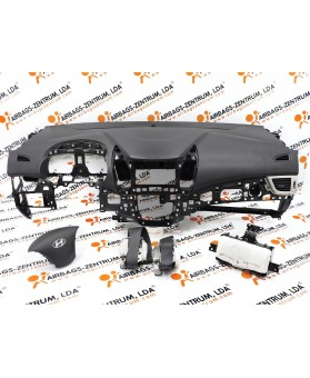 Kit de Airbags - Hyundai i30 2012-2017