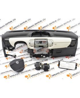 Kit de Airbags - Lancia Ypsilon 2003-2011