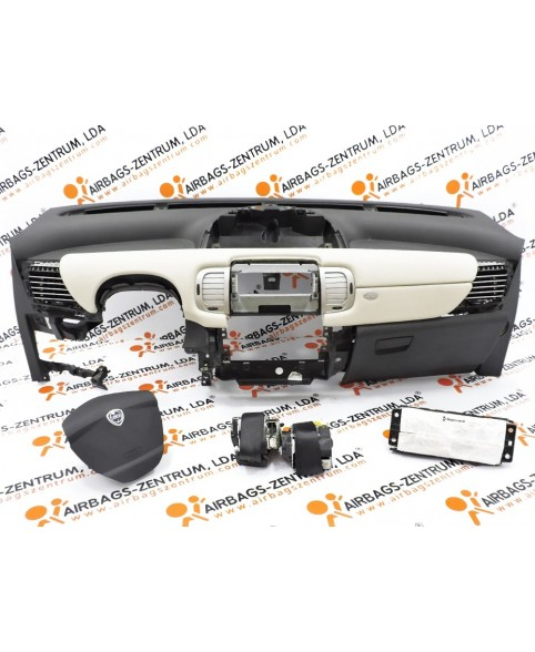 Kit de Airbags - Lancia Ypsilon 2003-2011
