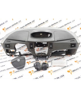 Kit de Airbags - Lancia Musa 2004-2012