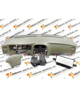 Kit de Airbags - Kia Optima 2000-2005