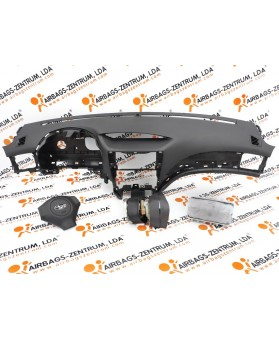 Kit de Airbags - Subaru Impreza 2007-2011