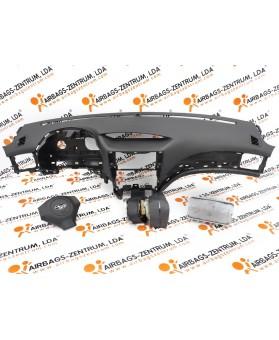 Kit de Airbags - Subaru Impreza 2007-2011