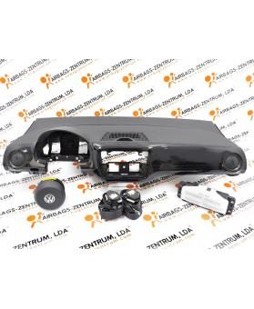 Kit de Airbags - Volkswagen Up 2011 -