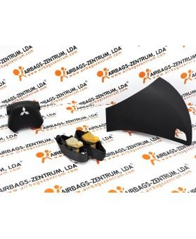 Kit de Airbags - Mitsubishi Grandis 2003-2011