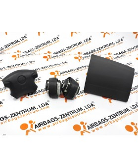 Kit de Airbags - Nissan X-Trail 2000-2003