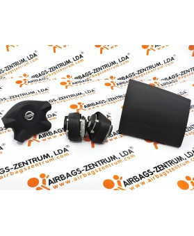 Kit de Airbags - Nissan X-Trail 2003-2007