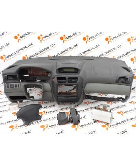 Kit de Airbags - Mitsubishi Space Wagon 1997-2003