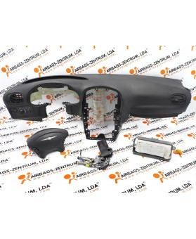 Kit de Airbags - Chrysler Voyager 2000-2007