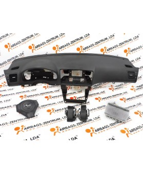 Kit de Airbags - Subaru Legacy 2003-2009