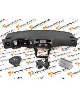 Kit de Airbags - Subaru Legacy 2003-2009